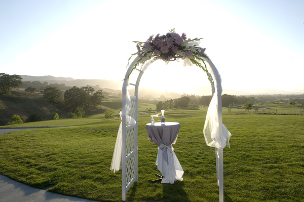 wedding site